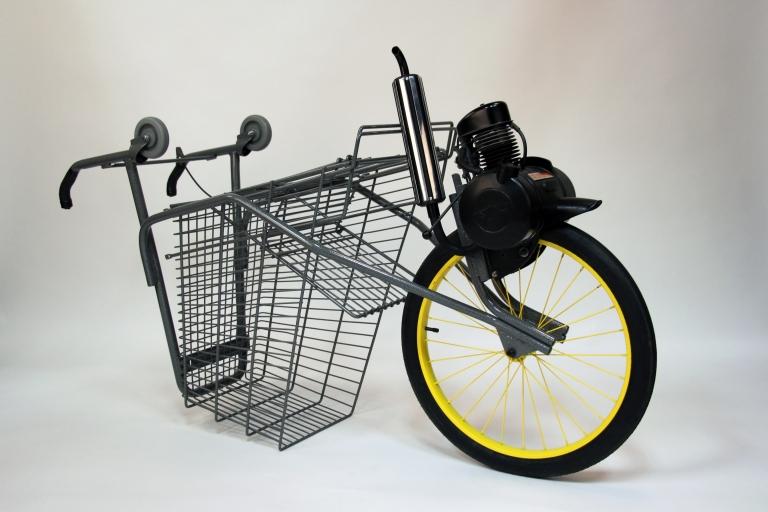 Shopping Plow solex moped